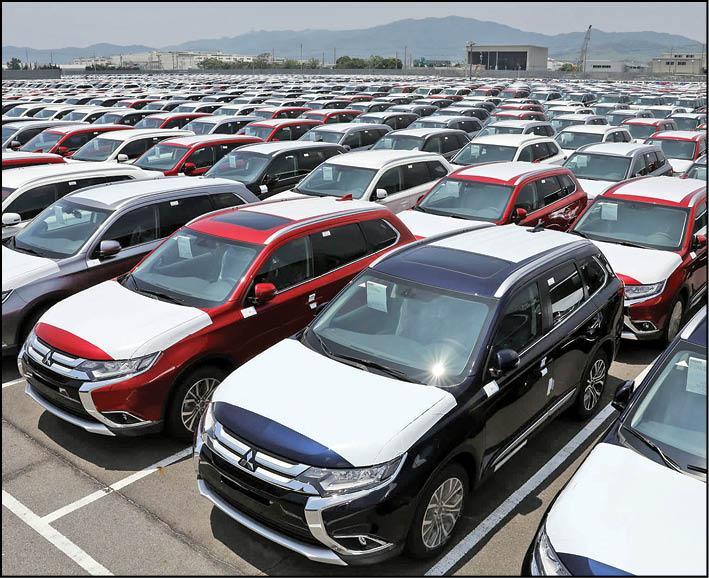 کلاهبرداری با پیش فروش خودروهای وارد نشده بیهویت